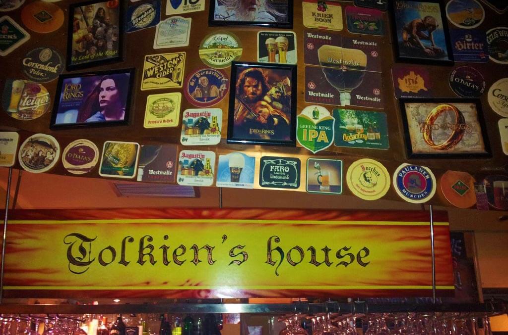 tolkiens pub